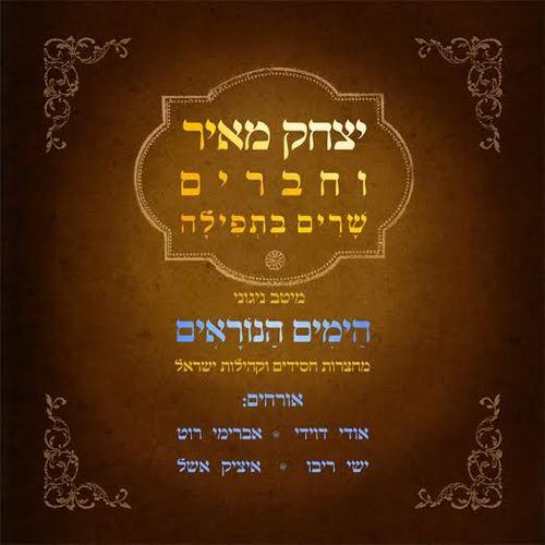 יצחק מאיר וחברים - שרים בתפילה